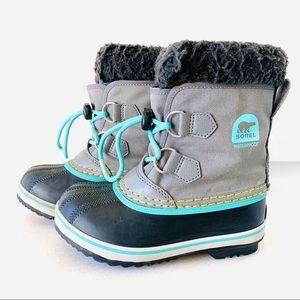 Sorel Yoot Pac Nylon Winter Snow Boots
